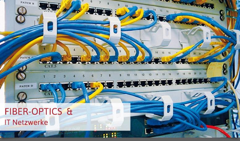 Fiber-Optics & IT Netzwerke