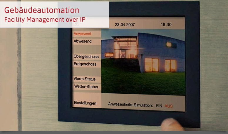 Gebäudeautomation - Facility Management over IP